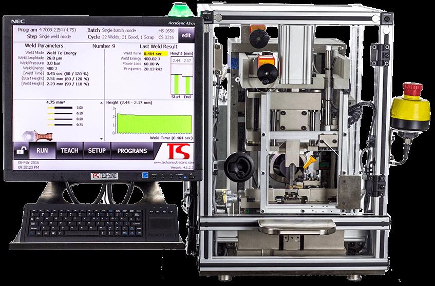 US-3020RT Ultrasonic Ring Termination machine picture